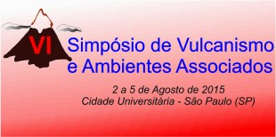 VI Simpósio de Vulcanismo e Ambientes Associados